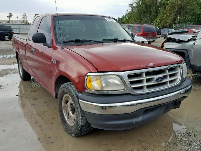 2000 FORD F150,