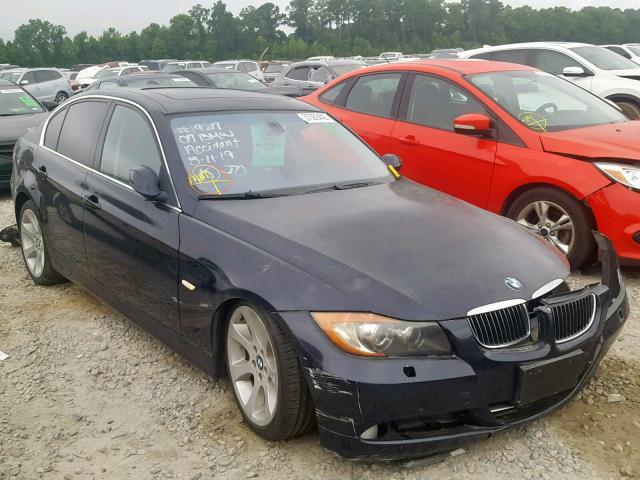 2007 BMW 335 I,