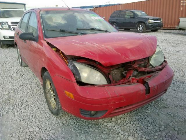 2005 FORD FOCUS ZX4,