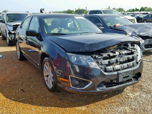 2012 FORD FUSION SEL,