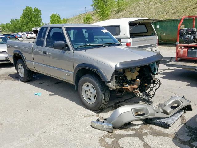 2001 CHEVROLET S TRUCK S1,