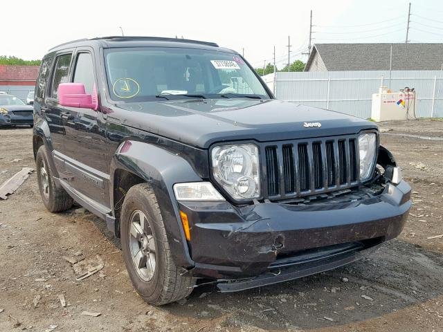 2008 JEEP LIBERTY SP,