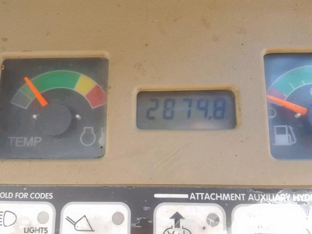 517619201 - 2005 BOBCAT S250  WHITE photo 8