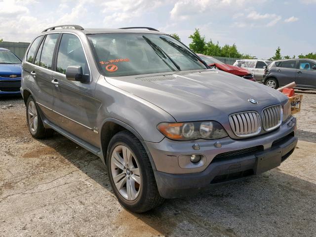 2004 BMW X5 4.4I,