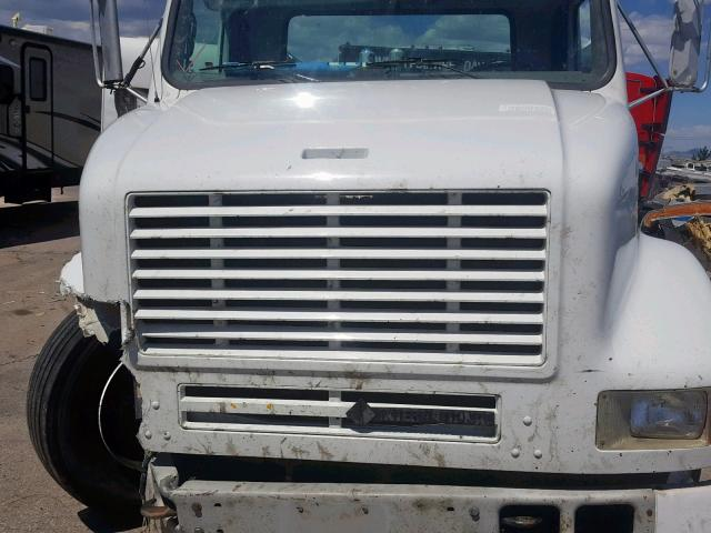 1HSHBAHN2WH525761 - 1998 INTERNATIONAL 8000 8100 WHITE photo 7