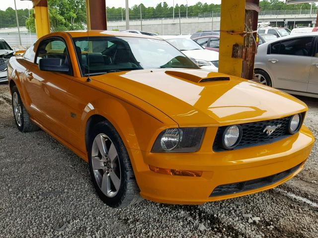 Supercars Gallery: Ford Mustang Gt Yellow Price