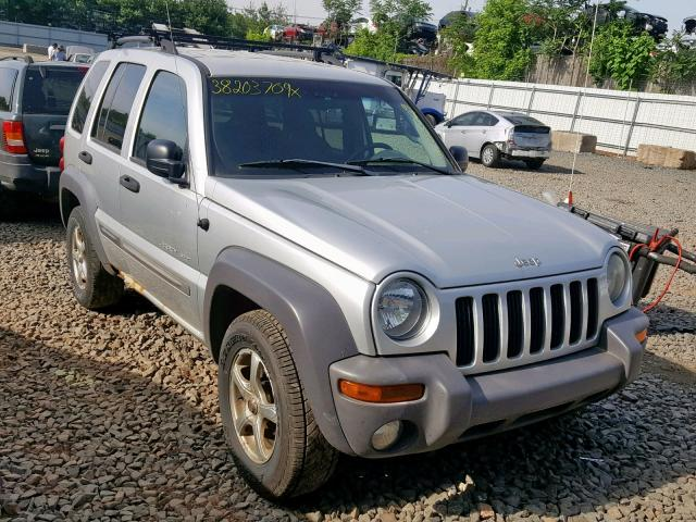 2003 JEEP LIBERTY SP,