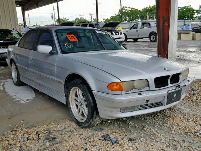 1999 BMW 740 I AUTO,