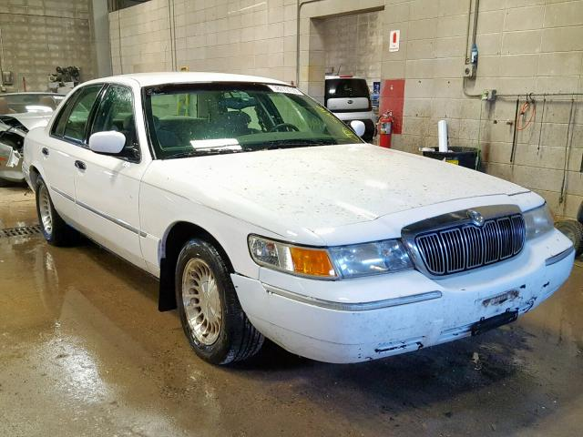 2001 MERCURY GRAND MARQ,