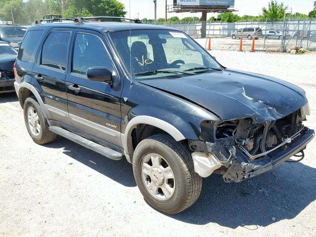 2002 FORD ESCAPE XLT,