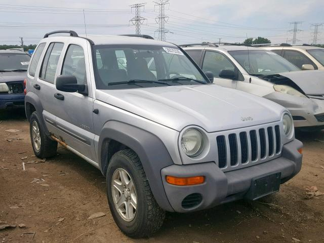 2004 JEEP LIBERTY SP,