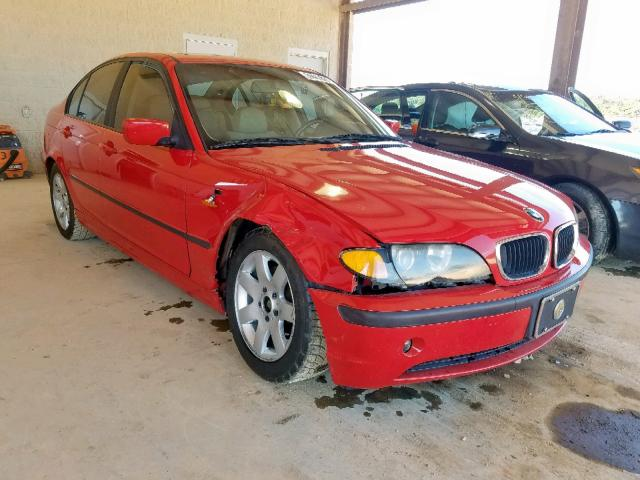 2002 BMW 325 I,