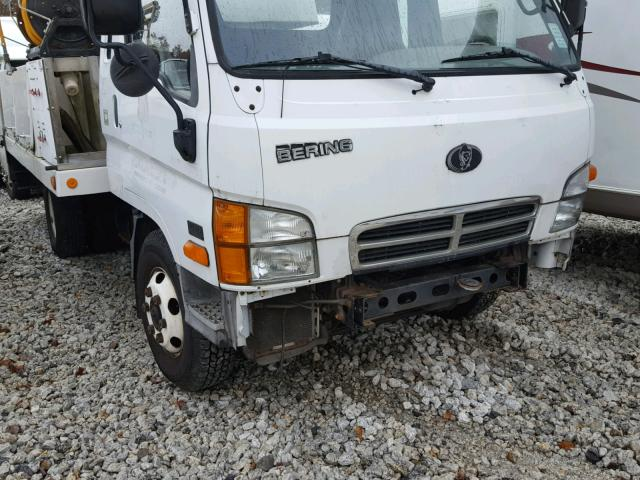 KMFHB47A2YC119153 - 2000 BERING LD15A WHITE photo 9