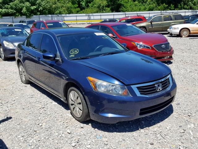2010 HONDA ACCORD LX,