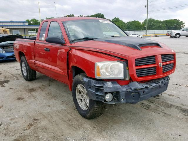 2006 DODGE DAKOTA SLT,