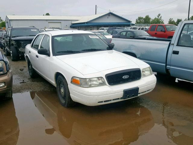 2011 FORD CROWN VICT,