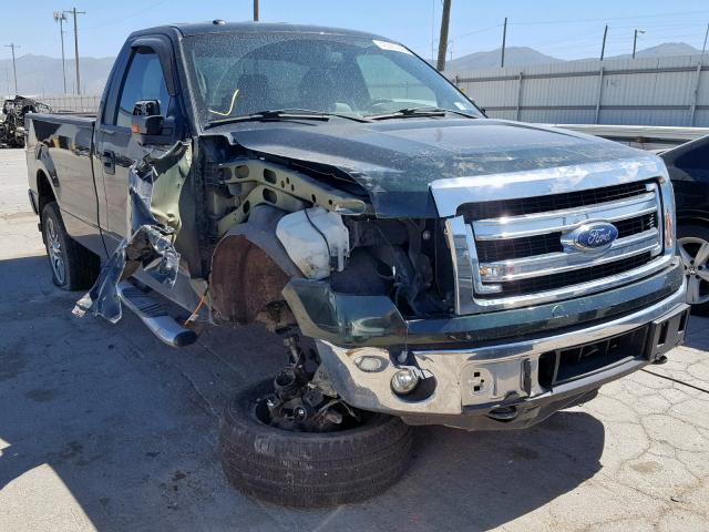 2014 FORD F150,