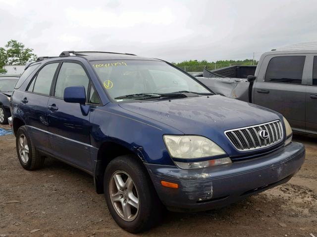 2001 LEXUS RX 300,