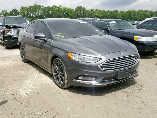 2018 FORD FUSION S,
