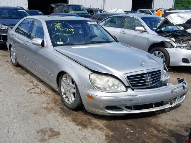 2003 MERCEDES-BENZ S 500,