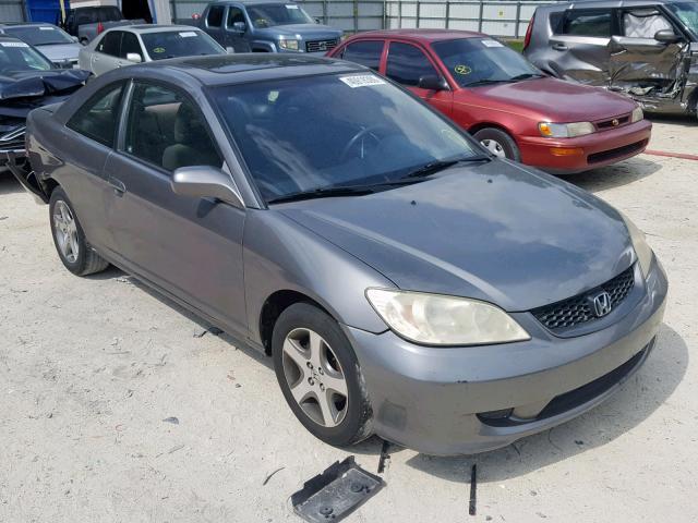 2005 HONDA CIVIC EX,