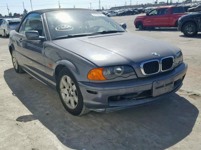 2001 BMW 325 CI,