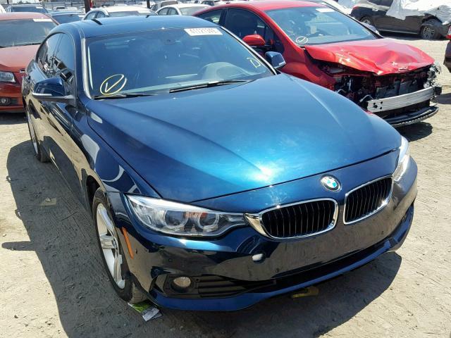 2015 BMW 428 XI,