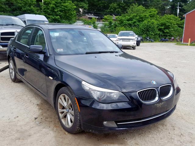 2010 BMW 535 XI,