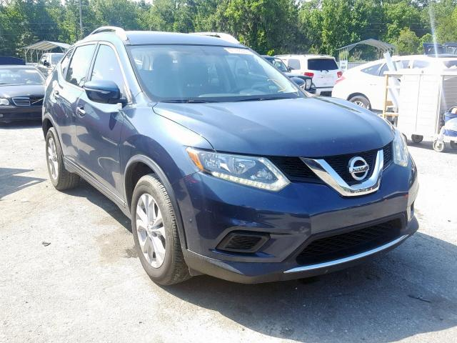 2015 NISSAN ROGUE S,