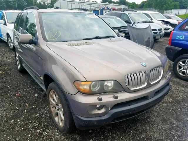 2005 BMW X5 4.4I,