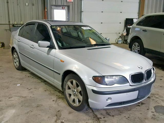 2005 BMW 325 XI,