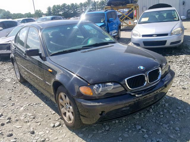 2003 BMW 325 XI,