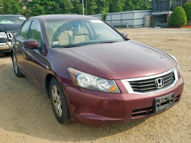 2010 HONDA ACCORD LXP,