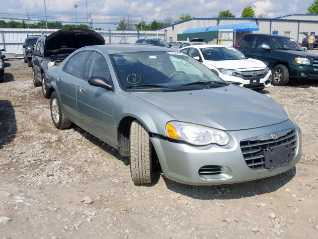 2005 CHRYSLER SEBRING,