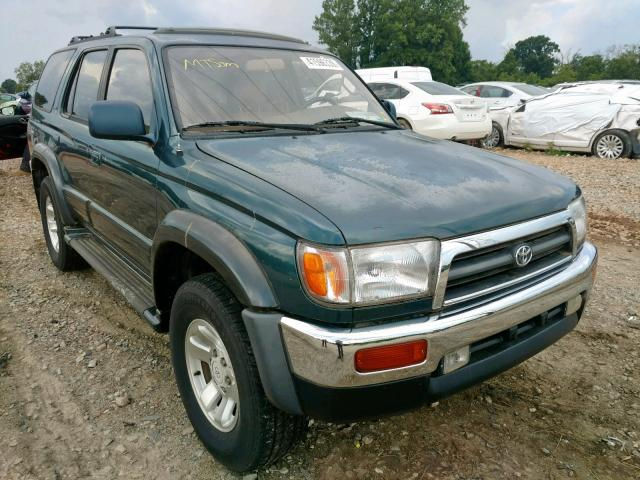 jt3hn87r0v0092584 1997 toyota 4runner li green price history history of past auctions prices and bids history of salvage and used vehicles 1997 toyota 4runner li green jt3hn87r0v0092584 price history history of past auctions