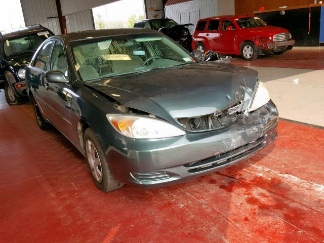 2002 TOYOTA CAMRY LE,