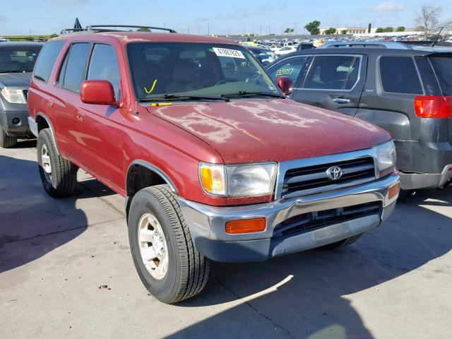 jt3hn86r6v0131177 1997 toyota 4runner sr maroon price history history of past auctions prices and bids history of salvage and used vehicles 1997 toyota 4runner sr maroon jt3hn86r6v0131177 price history history of past auctions