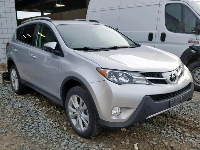 2014 TOYOTA RAV4 LIMIT,