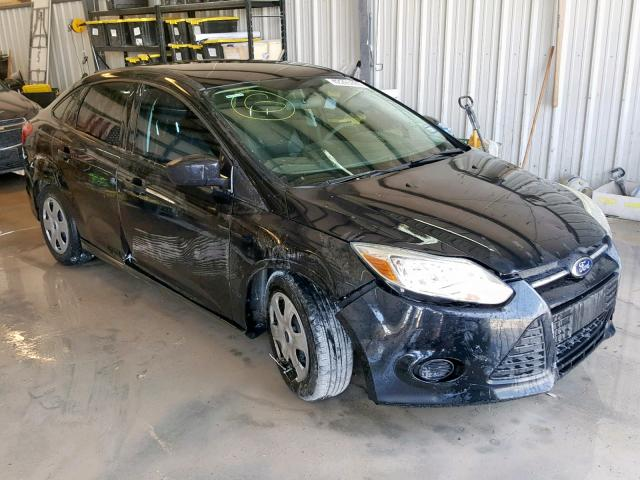 2014 FORD FOCUS S,