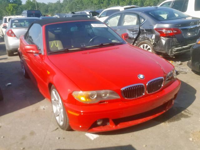 2004 BMW 325 CI,
