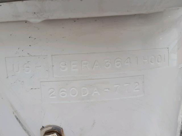 SERA3641H001 - 2001 SEAR MARINE LOT WHITE photo 10
