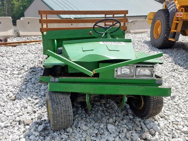 8985427010 - 2007 CUSH CART GREEN photo 9