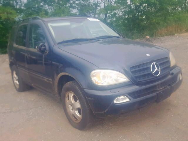 2002 MERCEDES-BENZ ML 320,