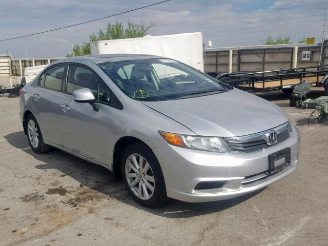 2012 HONDA CIVIC EXL,
