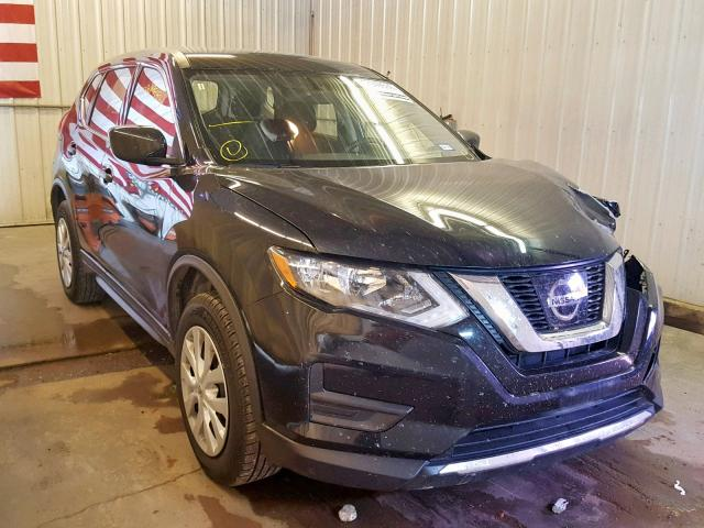 2017 NISSAN ROGUE S,