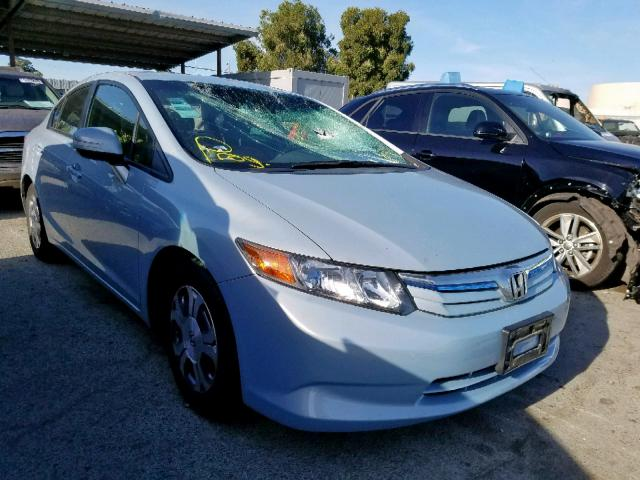 2012 HONDA CIVIC HYBR,
