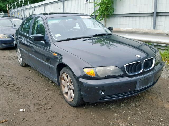 2004 BMW 325 XI,