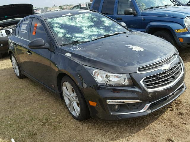 1g1pg5sb2f7239404 2015 Chevrolet Cruze Ltz Black Price History History Of Past Auctions Prices And Bids History Of Salvage And Used Vehicles