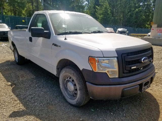 2013 FORD F150,