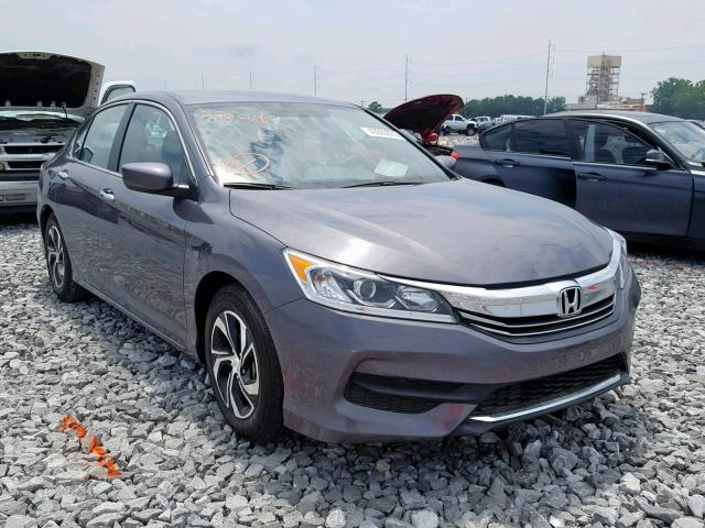 2017 HONDA ACCORD LX,